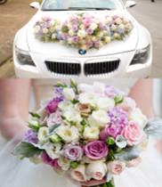 Hoa cưới-hoa hồng nhập-hoa cưới cầm tay cô dâu