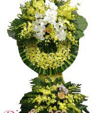 Hoa tang lễ gửi như thế nào
