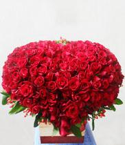 Giỏ tim   Hộp tim vip   hoa tặng người yêu đẹp nhất
