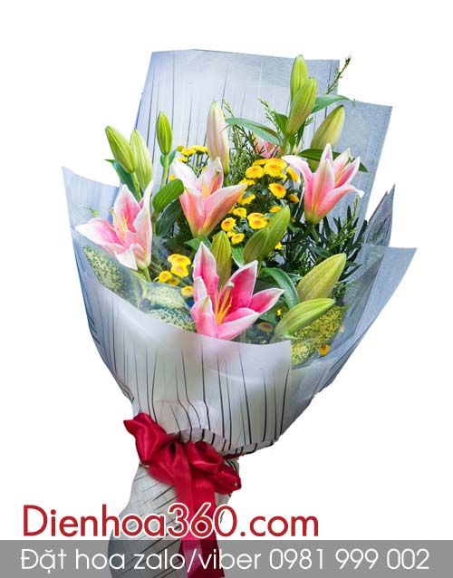 Hoa chúc mừng 8/3 | mẫu hoa tặng 8/3 | Hoa ngày phụ nữ