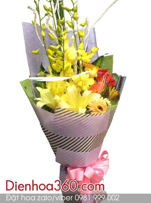 Kệ hoa tươi - điện hoa Hà Nội - giao hoa toàn quốc uy tín chất lượng