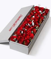 Hộp hoa hồng đỏ | Mẫu hoa sinh nhật đẹp