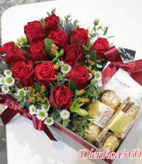 Tôi có phải tặng hoa valentine cho bạn gái trong ngày 14/2 không