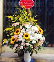 Bình hoa đẹp | mẫu bình hoa đẹp | hoa sinh nhật