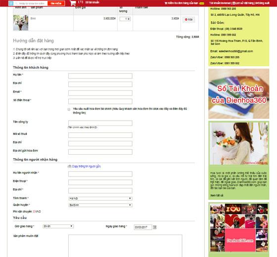 dat hoa online-hoa tuoi