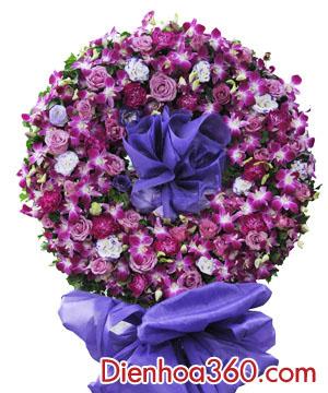 Điện hoa chia buồn | hoa tang lễ | vòng hoa