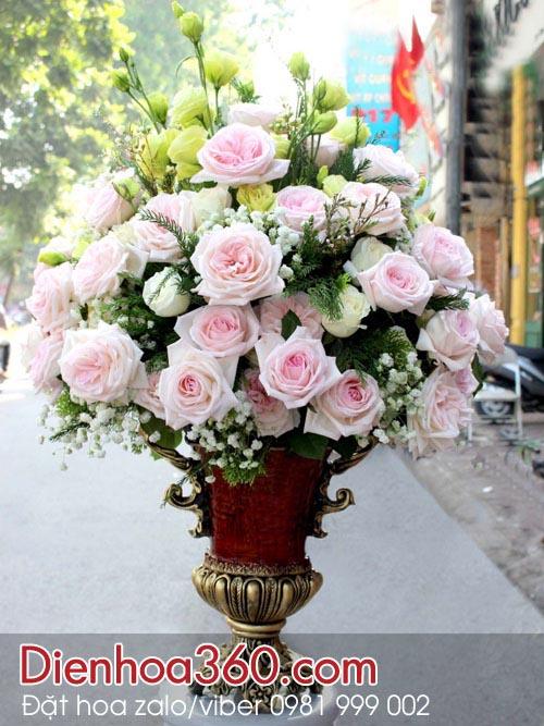 Hoa bình | Bình hoa tặng sinh nhật Vip