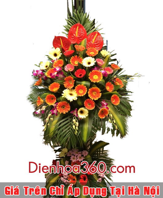 Hoa chúc mừng giá rẻ | Hoa khai trương giá rẻ | Điện hoa
