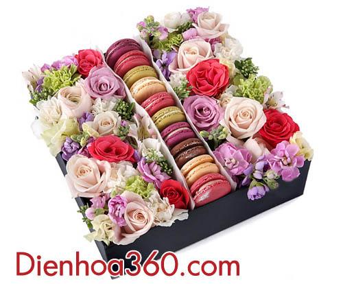 hoa hoa tuoi, hoa tuoi tang sinh nhat dep