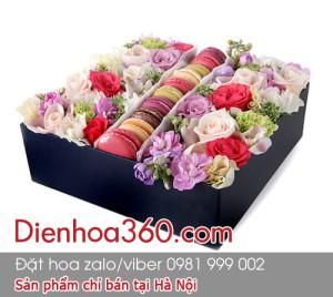 Hộp hoa tươi | hoa tươi tặng sinh nhật đẹp