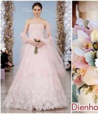 Hoa cưới và ý nghĩa của các loại hoa cưới