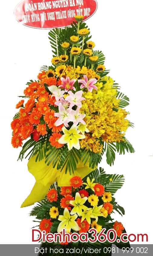 Hoa khai trương   hoa tươi   hoa chúc mừng khai trương