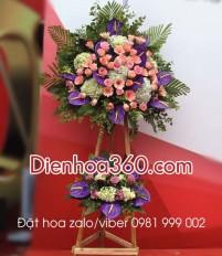 Hoa mừng khai trương cửa hàng nên chọn hoa nào?