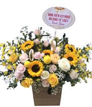 Hoa sinh nhật đẹp flower