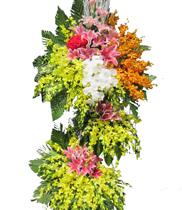 Kệ hoa chúc mừng khai trương | lãng hoa vip | hoa đẹp