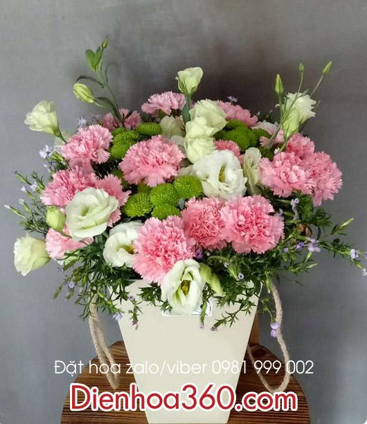 Ngày nhà báo Việt nam 21/6 | mẫu hoa tặng ngày nhà báo