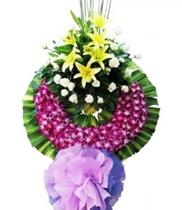 Vòng hoa đám tang | shop hoa tươi HN