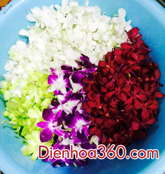 cach lam vong hoa deo co