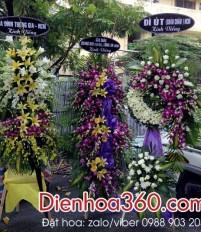 Điện hoa chia buồn tại Đà Nẵng
