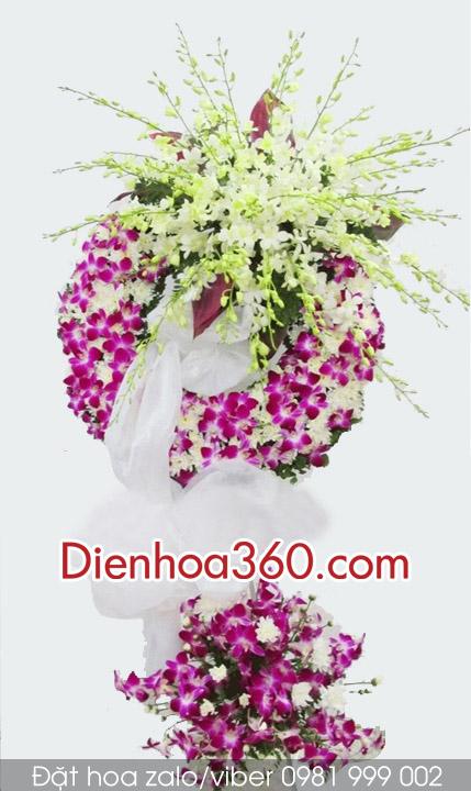 Hoa viếng đám tang CB72