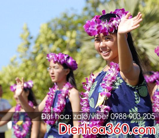 Vòng cổ hawaii   vòng đeo cổ