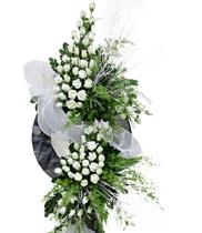 Vòng hoa tang lễ | Hoa đám tang | Hoa hồng