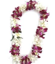 Vòng hoa tươi đeo cổ | Mẫu hoa đeo cổ đẹp