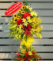 Lãng hoa chúc mừng khai trương hoa tươi