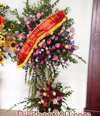 Tặng hoa thăng chức nên tặng hoa gì?