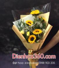 Những mẫu hoa sinh nhật dưới 500k mà vẫn đẹp
