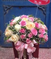 Mẫu hoa tặng sinh nhật bố mẹ đẹp và dùng nhiều nhất