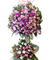 Lãng hoa chúc mừng hoa hồng | Kệ hoa hồng đẹp