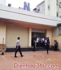 Hoa chia buồn – hoa tang lễ tại bệnh viện nhi Hà Nội