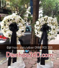 Địa chỉ đặt hoa chia buồn giá rẻ nhất TP HCM