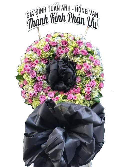 Vòng Hoa Tang Lễ Đẹp Nhất