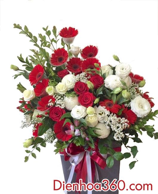 Hoa tặng sinh nhật hoa chúc mừng