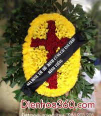 Cách chọn vòng hoa chia buồn viếng đám tang