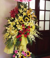 Dịch vụ gửi điện hoa Đà Nẵng tại Dienhoa360