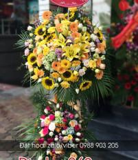 Cách tặng hoa khai trương trong các dịp khác nhau