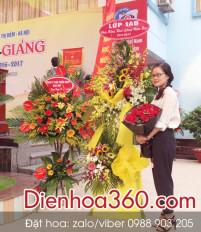 Hoa chúc mừng khai giảng là hoa gì? vì sao nên tặng hoa?