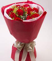 Hoa chúc mừng sinh nhật hoa hồng đỏ