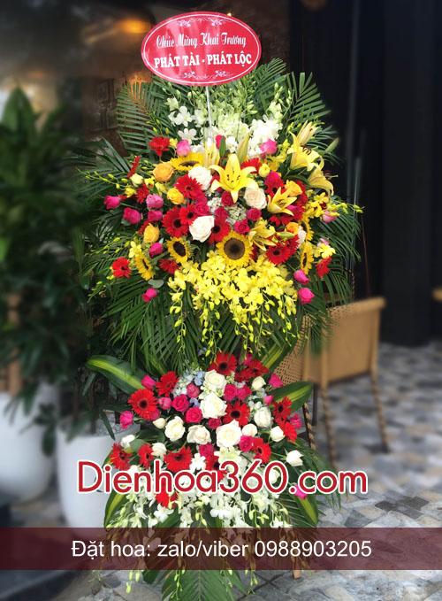 Hoa tặng khai giảng năm học mới | hoa tươi