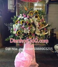Địa chỉ đặt hoa mừng khai trương đẹp tại Hà Nội