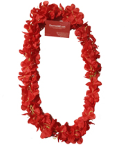 Vòng hoa nhựa đeo cổ | vòng hawaii đẹp