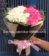 Ngày 20/10 và cách chọn hoa và tặng hoa cho cho người thân yêu