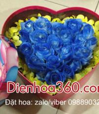 Ngày 20/10 chọn hoa để gửi hoa cho các độ tuổi khác nhau