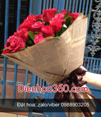 Chọn hoa ngày 20/10 nên chon hoa gì để tặng.