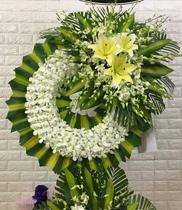 Đặt hoa chia buồn đám tang