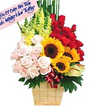 Hoa sinh nhật đẹp nhất | hoa hồng