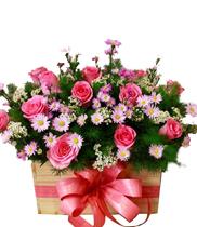 Hoa tặng sinh nhật | hoa hồng | hoa tươi